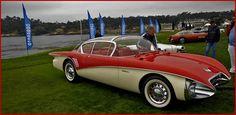Autos Concept de los años 50 - Taringa!