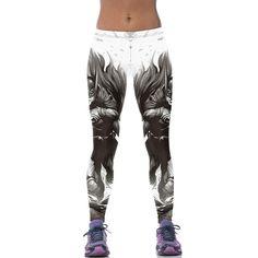 Cool Europe super-elastic character batman women leggings 2015 Slim carry buttock breathable sports pants 3D Print sexy legins