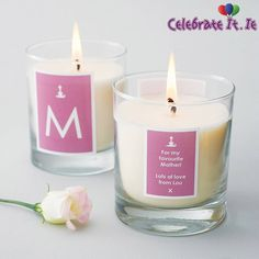 Personalised Candle by Kisses and Creations, the perfect gift for Explore more unique gifts in our curated marketplace. Homemade Christmas Gifts, Homemade Crafts, Xmas Gifts, Tissue Paper Wrapping, Gift Wrapping, Scented Candles, Candle Jars, Candle Gifts, Personalized Candles