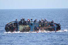 Plus de 10.000 migrants sont morts en Méditerranée depuis 2014