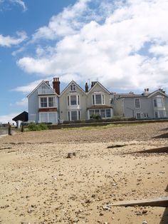 Houses on the beach front at Whitstable , Kent [shared] | by Simon Bolton UK