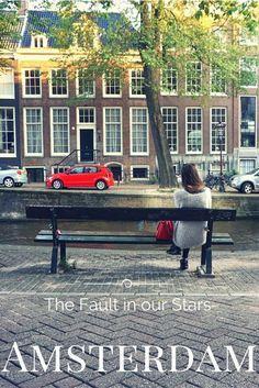 Love movies? Check out some of the locations from the Fault in our Stars around Amsterdam!