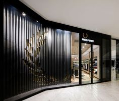 shopfront design luxury brand - Google Search