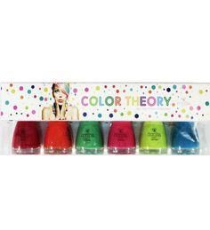 Color Theory Bonita Nail Polish Set - Handbags, Bling & More!