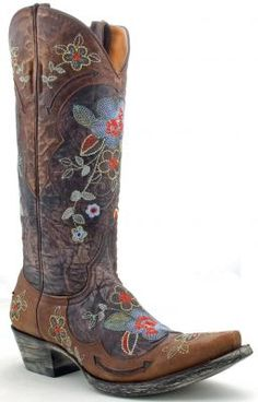I just realized I collect cowboy boots and yet, I don't own any. Too pricey but, damn, I love them so.