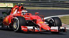 Kimi Räikkönen | #FP2:  Position: 5 Best Time: 1:25.134 Laps: 29  #HungarianGP