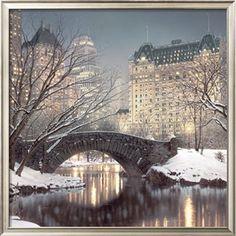 Winter, New York City