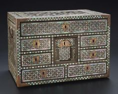 Cabinet Treasure Boxes, Casket, Civilization, Cabinets, Museum, Asian, Home Decor, Armoires, Decoration Home