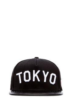 a4f5da11d75 Shop for Stampd Tokyo Hat in Black at REVOLVE.