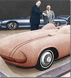 Official Harley Earl Website / Home Page
