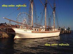 Photo of Old Sailboat - Linden Sailboat, Digital Image, Sailing Ships, Wallpaper Desktop, Pictures, Photography, Ebay, Sailing Boat, Wallpaper