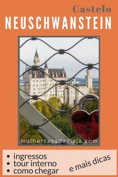 Relato de nossa visita ao Castelo Neuschwanstein, no Sul da Alemanha, com várias dicas para quando chegar sua vez.