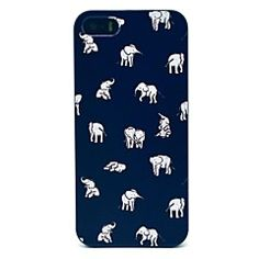 Coque pour iPhone 5/5S, Motif Eléphant