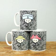 Beard mugs on Beardrevered.com