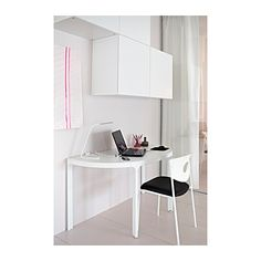 BEKANT Conference table - white - IKEA