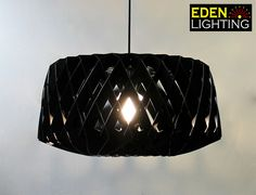 Eden Light is a progressive lighting company committed to bringing the best quality, most stylish and affordable light fittings to NZ. Wood Pendant Light, Pendant Lighting, Light Fittings, Ceiling Lights, Stylish, Black, Design, Lighting Accessories, Black People