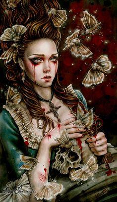 Memento Mori by EnysGuerrero on DeviantArt
