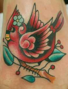 It's decided. This will be my first tattoo, in memory of my great-grandma. <3