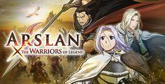 Arslan: the Warriors of Legend - arte
