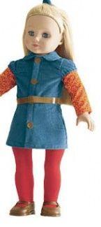 "Madame Alexander 18"" Doll Chloe"