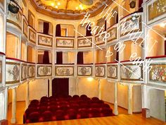 Teatro della Concordia is the smallest theatre on earth.   You can read all about on my blog. Link: http://travelwithstanito.com/2015/11/29/the-smallest-theatre-in-the-world/