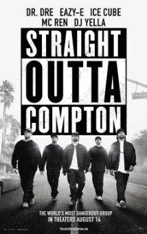 Poster de Straight Outta Compton