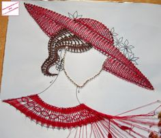 LES DENTELLIERES DE FRANCHEVILLE Lace Heart, Lace Jewelry, Lace Making, Bobbin Lace, Lace Detail, Fiber Art, Butterfly, Embroidery, How To Make