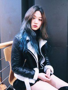Kim Jongin, Kyungsoo, Jo Eun Hee, Selfies, Still Love Her, Asian Beauty, Ulzzang, Evans, Girl Fashion