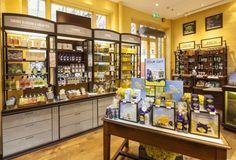 L'Occitaine's Covent Garden shop.