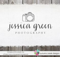 © design, wording & photos are copyright autumns creek 11.6.2013    ♡ item ♡  [jessica green] - a hand drawn dslr camera with your name in a modern