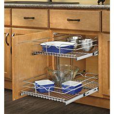 Shop Rev A Shelf 17.75 In W X 22.06 In D X