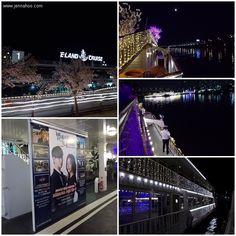 [jennahoo] Yeouido Hangang Park ja jokiristeily Soulin keskellä | Etelä-Korea Soul 2016 matkapäiväkirja Soul, Parka, Cruise, Traveling, My Love, Viajes, Cruises, Trips, Parkas