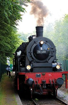 Dampflok, Ruhrtalbahn