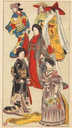 まさに女子向け百科事典!明治時代に出版、日本髪の結い方や日本の歴史などが詰まった「明治少女節用」