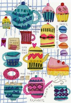A nice cup of tea | Tracey English