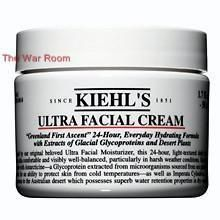 Kiehl's Ultra Facial Cream - 24 Hour, light-textured hydrator - Reduces moisture loss - Continuous water replenishment throughout day - Inspired by our original, Ultra Facial Moisturizer - Not tested on animals - ml or fl. Anti Aging Moisturizer, Best Moisturizer, Moisturiser, Facial Cream, Skin Cream, Best Natural Skin Care, Natural Beauty, Kiehls, Perfect Skin
