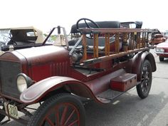 Very Old Fire Truck     https://www.youtube.com/user/Viewwithme