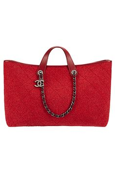chanel tote, leather goods fall-winter 2011