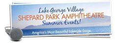 Come to Shepard Park on Canada Street in Lake George Village for free music concerts and fireworks during the summer!