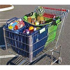Shopping cart bag $12.99