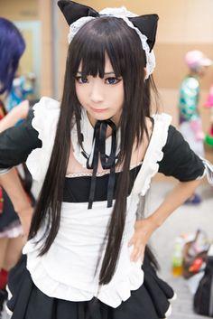 #Cosplay #Cute #JapaneseGirl #Asian