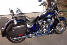 2011 Harley Davidson CVO Softail