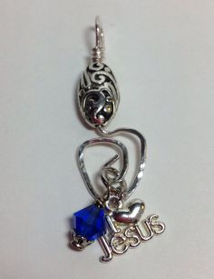 One of a kind pendant