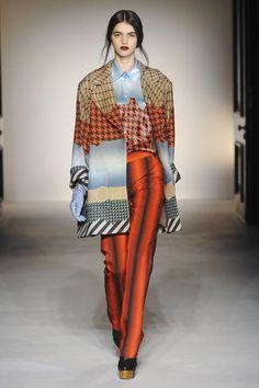 Basso & Brooke Fall-winter - Ready-to-Wear Dennis Basso, Orange You Glad, Fashion Prints, Fashion Design, 2 Piece Outfits, Catwalk, Digital Prints, Ready To Wear, Fall Winter