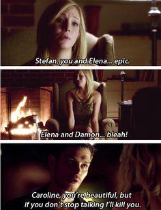 Caroline!!!!!!!!!!! WHY WOULD YOU SAY THAT!!!!! NO NO NO NO NO NO NO NO DID JUST'S NO!!!!!!!!!!!!!!!!!!!.