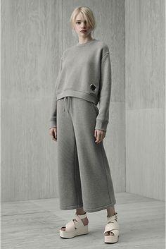 Women Fall/Winter 14 15 FashionShow   Alexander Wang Official Site