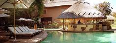 Accommodation at Chobe Marina Lodge consists of 66 rooms.