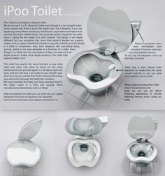 iPoo, Apple inspired
