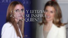 Olivia Palermo y Letizia Ortiz ¿quién se inspira en quién?