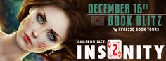 Life of a bookworm: Book Blitz and Giveaway: Figment: Insanity 2 by Cameron Jace (Mad in Wonderland Series) @cameronjace